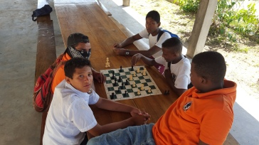 Students at Vida Abundante